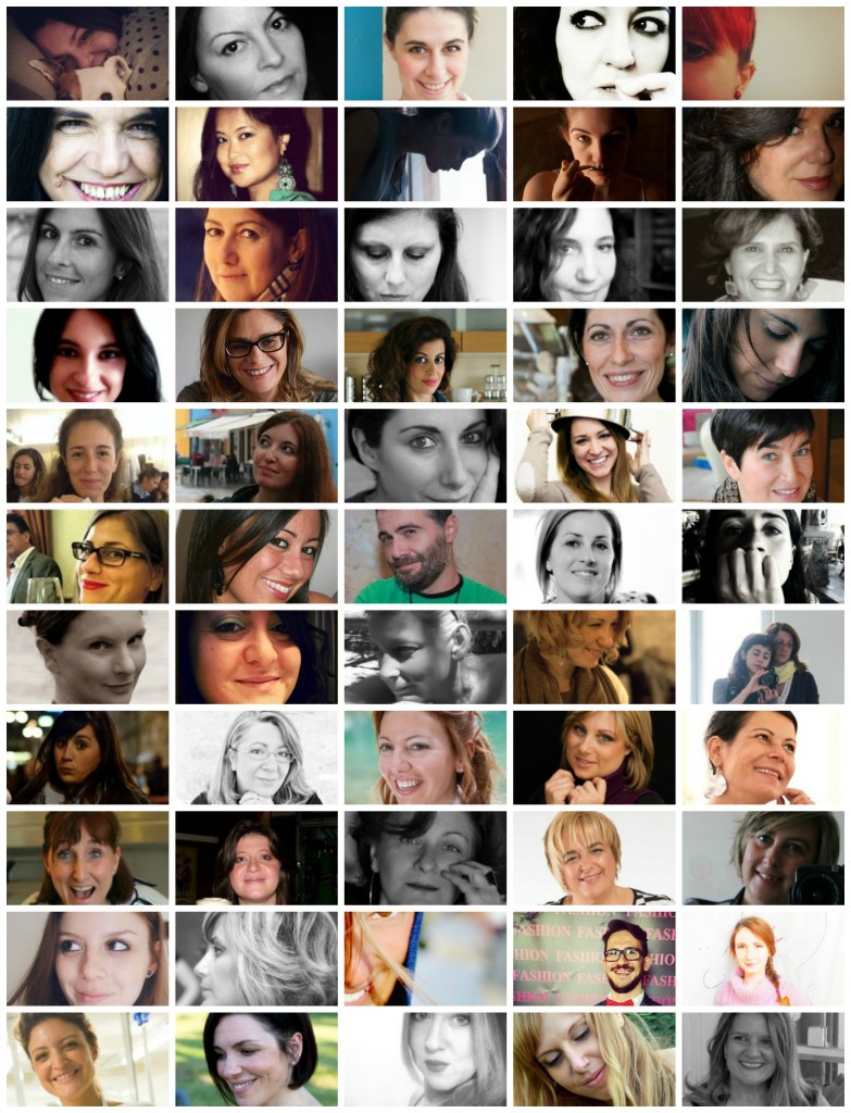 Collage contributors